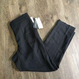 Aritzia Babaton Conan Ankle Pant in Black